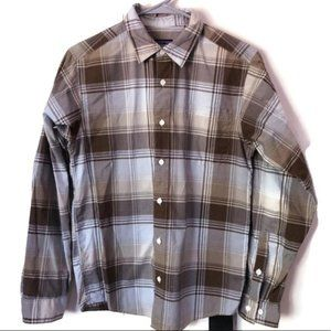 Patagonia Mens Shirt XS Button Front Long Sleeve